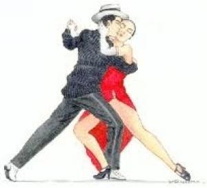Cours hebdo danses de salon ou tango argentin Bussigny 2019