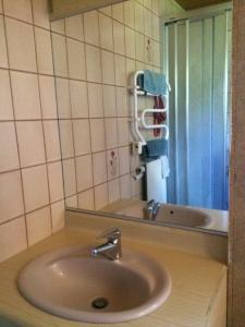 Mobilier et douche salle de bain d'occasion