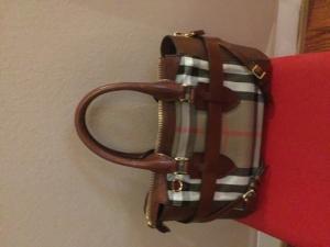 sac a main burberry authentique
