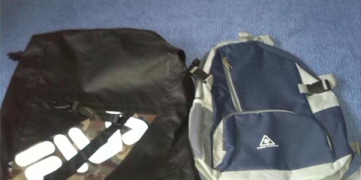 Deux sacs à dos