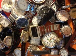 Toute montres mécanique