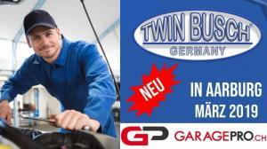 Neu! Twin Busch offizieller Distributor in Aarburg