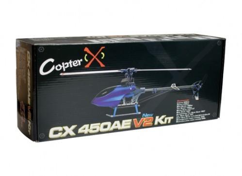 CopterX clone du T-REX 450