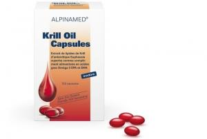 Alpinamed Krill Oil 200 capsules