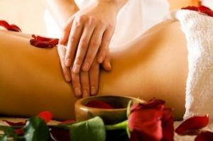 Massage  l'après-midi