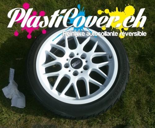 Plasticover - Plastidip Jaune mat - spra