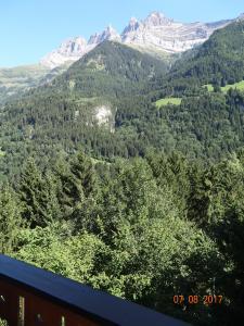 appartement de vacances à la montagne