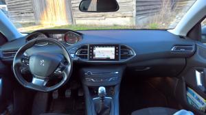 Superbe Peugeot 308 SW Allure Blue HDI, toutes options