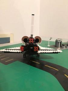 Navette spatiale Lego Shuttle Expedition (10231)