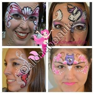 alohabeaute.ch maquillages anniversaires pour enfants