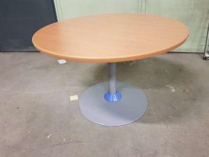 Table en bois ronde