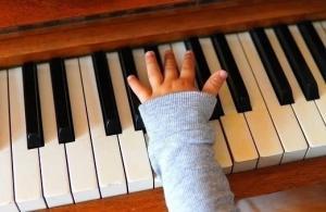 Commugny:  Les loulous aux piano