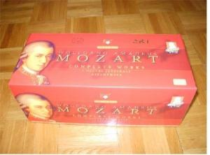 Mozart set de 170 cd