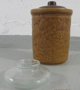 Rumtopf (Pot pour fruits au rhum ou autres alcools)