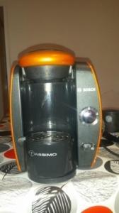 Très bon machine à café BOUCH