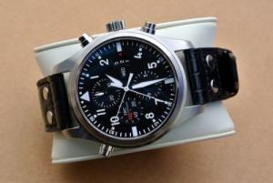 IWC Iwc double chronographe
