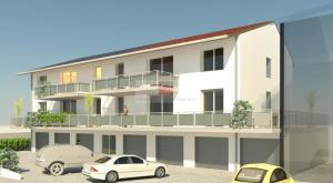 Splendide appartement transversal de 4.5 pcs proche du centre ville