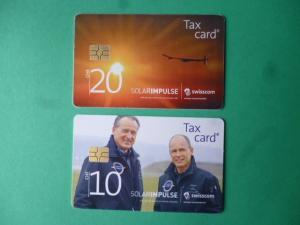 MSB : Tax Card - Solar Impulse