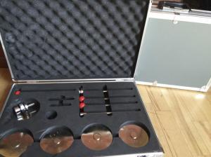 Plastometer pour tester l'indicateur