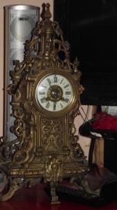 horloge napoléon III de 1890