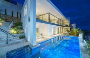 Villa moderne 10 personnes