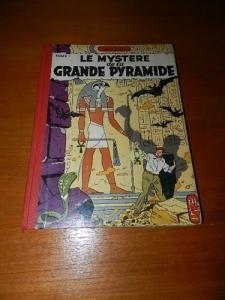 Le mystère de la grande pyramide I -1956