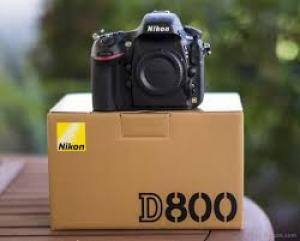 Nikon D800 36.3mp dslr  - Corps