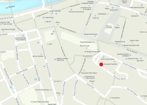 Massage thaï huile : Genève centre