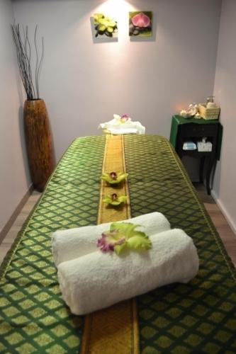 Massage à l