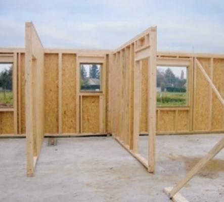 Construire une extension en bois