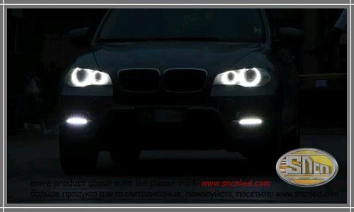 Pour BMW X5 E70 2011 2012, Super Luminosité Étanche ABS