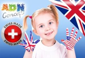 Cours d'anglais enfants 5 à 10 ans