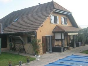 Belle maison au calme entre Lausanne et
