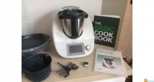 thermomix tm5 robot de cuisine