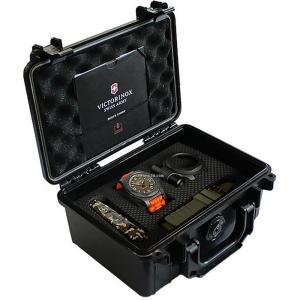 Edition limitée montre pour homme Victorinox INOX Carbon