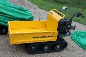 Brouette à chenilles / Mini dumper MD300