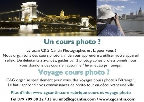 Cours photo automne 2013