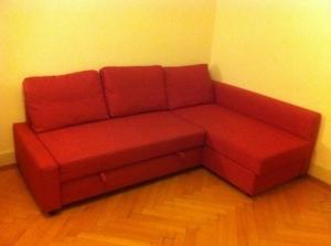 Canapé lit Ikea friheten