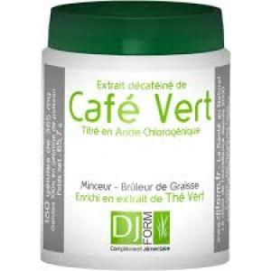CAFé VERT / GREEN COFFEE
