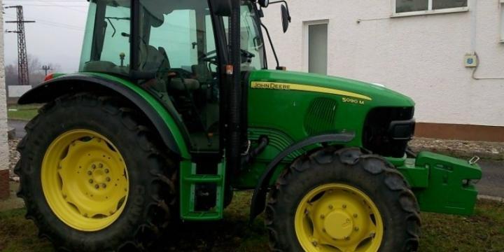 Tracteur John Deere 5090M