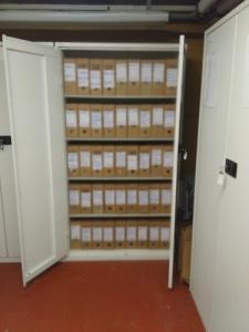 armoires antifeu / ignifuge