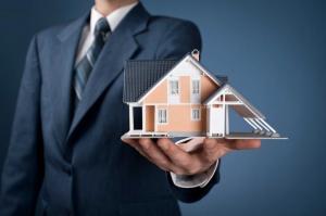 L'agent pour l'immobilier résidentiel