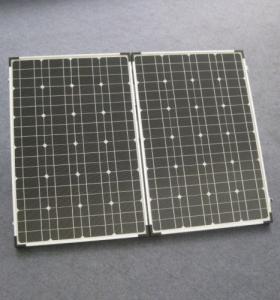Panneau solaire portable 100W + chargeur