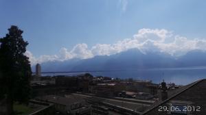 Montreux beau 2,5 pièces avec vue lac meublé ou non