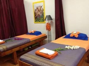 Massage relaxant ou sportif