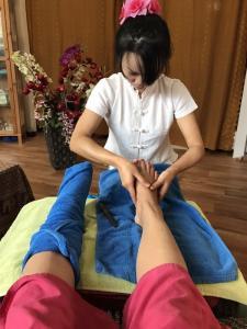 Massage relaxant ou sportif  agrée ASCA assurance