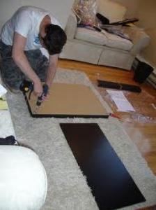 Montage de meubles ikea