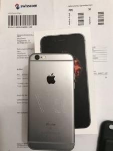 Menthe IPhone 6 s avec 16 Go