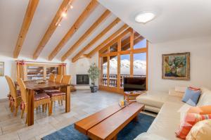Appartement, 4.5p, 102 m2, vue panoramique, soleil, 2 salles de bains