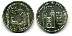 500 Escudos - Santo Antonio